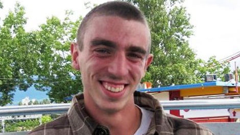 Steven Genberg, 20, died after a crash with an RCMP cruiser on July 12, 2011.