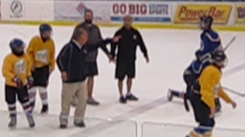 Two boys were allegedly assaulted at Thunderbird Arena following a tense gold medal game ending out the spring season in June.