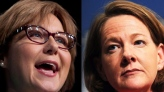 The Northern Gateway pipeline debate is heating up as British Columbia Premier Christy Clark and Alberta Premier Alison Redford face off in a battle over billions of dollars.