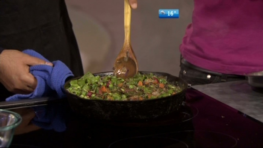 CTV British Columbia Morning Live: How to make blueberry black lentil curry