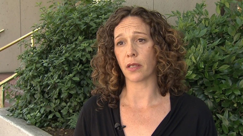 Prominent eco-activist Tzeporah Berman speaks to CTV News about the embattled Enbridge pipeline proposal on July 31, 2012.