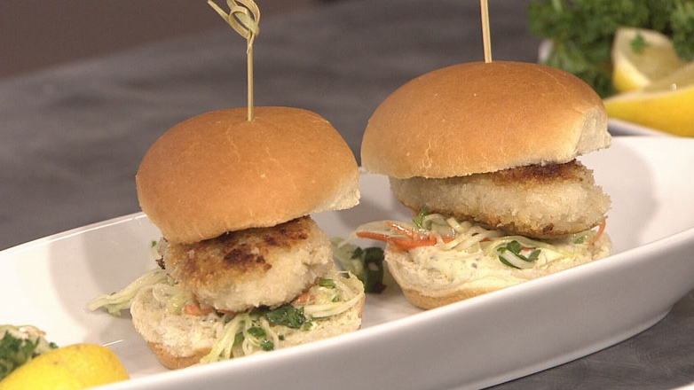 Joe Fortes chefs share oyster slider recipe | CTV Vancouver News