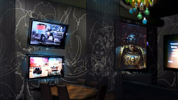 Gaming Restaurant Vancouver