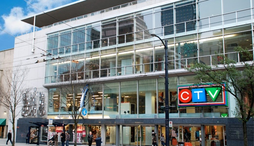 CTV Vancouver Building