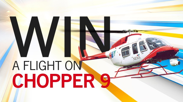 Chopper 9 Contest