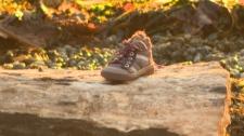 Shoe hoax
