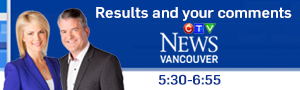 Results and your comments CTV News 5:00