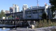 Coast guard base